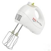 Tefal Handmixer Ht4101 - Weiß/Grau, KONVENTIONELL, Kunststoff/Metall (20/9.5/19.5cm) - TEFAL