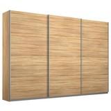 Schwebetürenschrank Belluno 271 cm Eiche Dekor - Sonoma Eiche, MODERN, Holzwerkstoff (271/230/62cm)