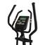 Crosstrainer Competence C20 - Schwarz/Grün, MODERN, Kunststoff/Metall (67/164/144cm) - Tunturi
