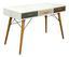 Schreibtisch Marie - Naturfarben/Braun, MODERN, Holz/Holzwerkstoff (120/74/55cm)