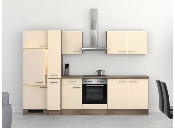 k chenblock eico 300 cm magnolie online kaufen m belix. Black Bedroom Furniture Sets. Home Design Ideas