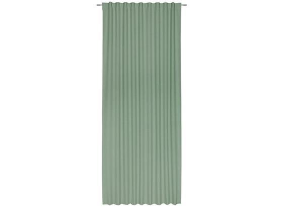 Záves Leo -top- - olivovozelená, textil (135/255cm) - Premium Living