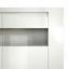 Sideboard Orlando B:180cm Weiß Hochglanz - Weiß, MODERN, Glas/Holzwerkstoff (180/85,2/41,2cm)