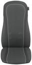 Massagesitzauflage Shiatsu Mc 818 - Grau, MODERN, Textil (102/43/15cm) - Medisana