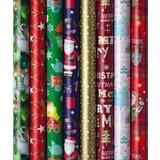 Geschenkpapier Präsenta - Multicolor, Basics, Papier (100/300cm)