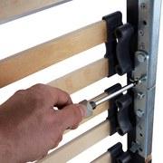 Lattenrost Ada Trendline 3102-Nv 90x200cm - Anthrazit, Basics, Holz (90/6/200cm)