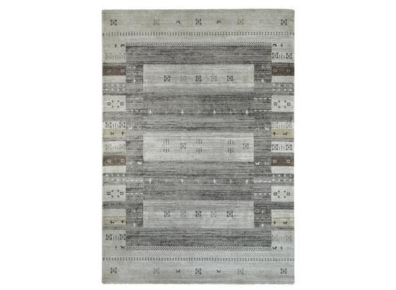 TKANÝ KOBEREC MONTANA 3 - sivá, textil (160/230cm) - Mömax modern living