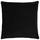 Poťah Na Vankúš Mary Soft - čierna, Moderný, textil (45/45cm) - Mömax modern living