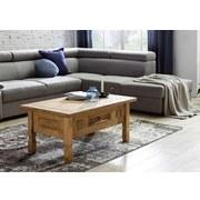 Couchtisch Holz Massiv mit Schublade, Kiefer - Kieferfarben, ROMANTIK / LANDHAUS, Holz (100/60/45cm) - MID.YOU