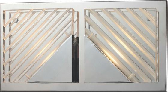 Deckenleuchte Mia - KONVENTIONELL, Kunststoff/Metall (29/15/6,5cm)