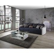 Bigsofa Havanna B: 292 cm - Dunkelgrau/Anthrazit, MODERN, Holz/Textil (292/87/141cm) - Luca Bessoni