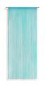Fadenstore Marietta - Hellblau, KONVENTIONELL, Textil (90/245cm) - Ombra