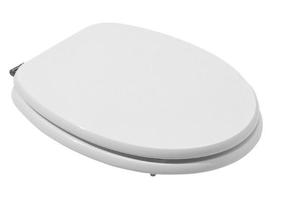Wc-ülőke Fehér Mdf - romantikus/Landhaus (37/5/44cm)