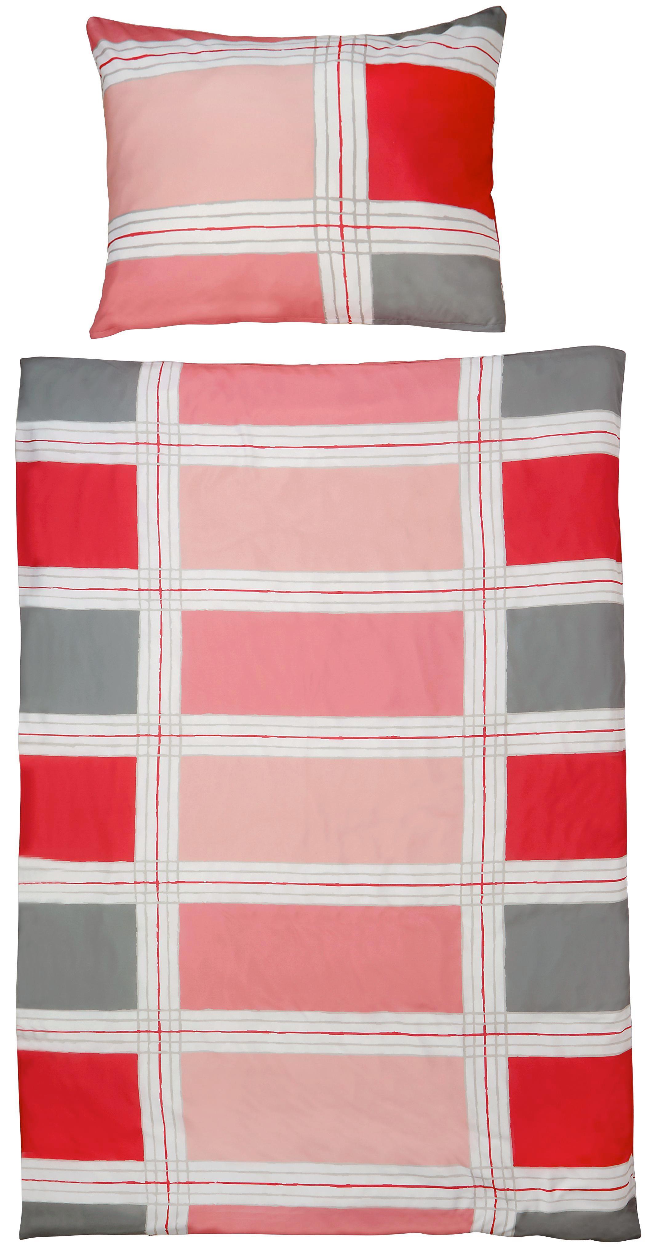 Ágyneműhuzat-garnitúra Sajra - multicolor, konvencionális, textil