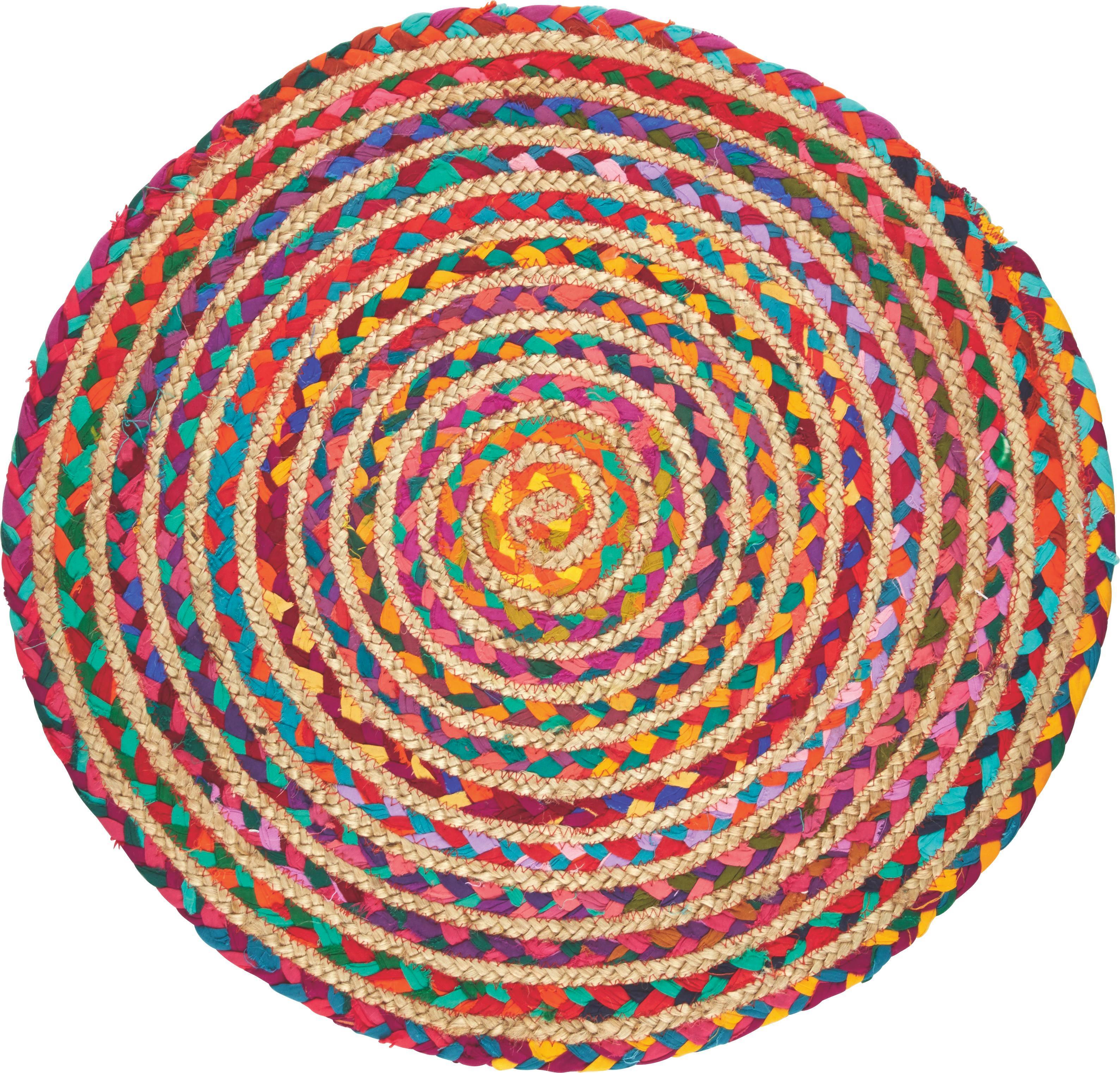 Ágyelő Dillon - multicolor, konvencionális, textil (60cm) - OMBRA