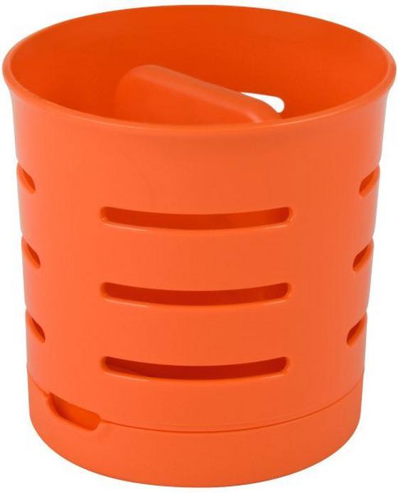 Evőeszköz Szárító Narancs - konvencionális (12/12/12cm)