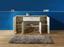 Komoda Carmen - bílá/Sonoma dub, Moderní, dřevěný materiál (160,2/79,9/35cm)