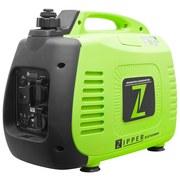 Stromerzeuger Zi-Ste2000iv - Schwarz/Grün, MODERN, Kunststoff/Metall - Zipper