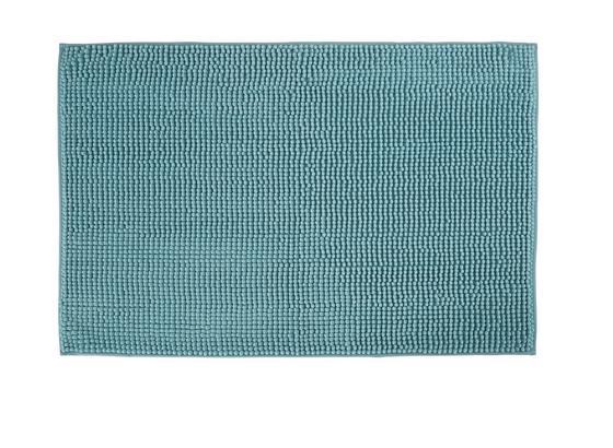 Předložka Koupelnová Nelly -top- - tyrkysová, textil (60/90cm) - Mömax modern living