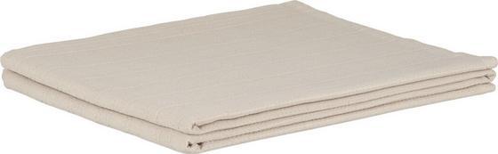 Prehoz Solid One -ext- - sivá, textil (140/210cm)