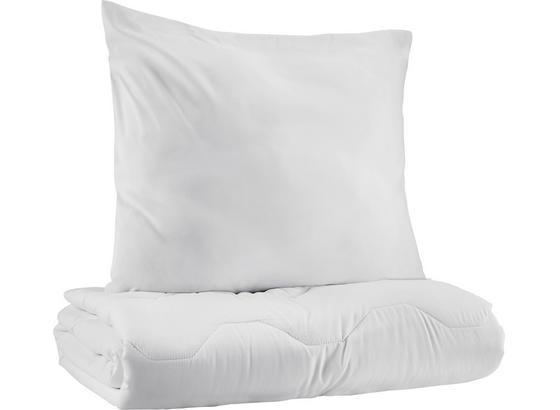 Sada Lôžkovín Cenový Trhák - biela, textil - Based