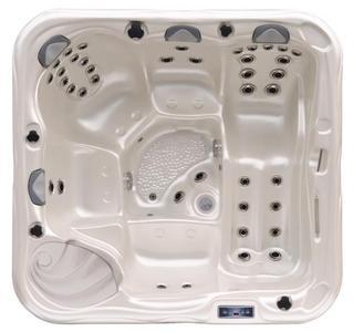Whirlpool für daheim mit 1.250 Litern