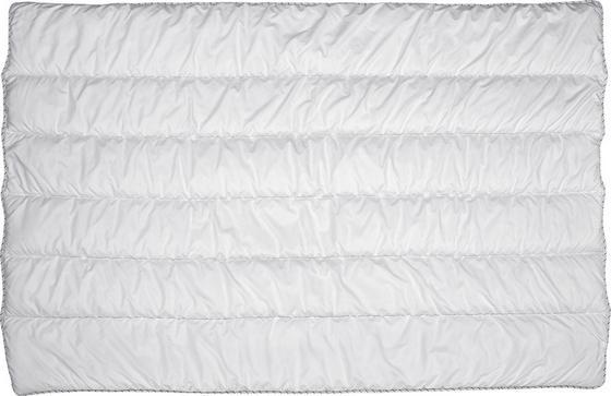 Prošívaná Přikrývka Sanitized - bílá, Konvenční, textil (140/200cm)