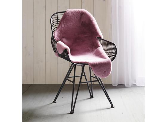 Umelá Kožušina Marlene - ružová, textil (90/60cm) - Mömax modern living