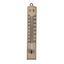 Thermometer 200335 - Kieferfarben, KONVENTIONELL, Holz (3,4/20/0,8cm)