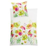Makosatin Bettwäsche Nassau,cassis - Multicolor, MODERN, Textil - KLEINE WOLKE