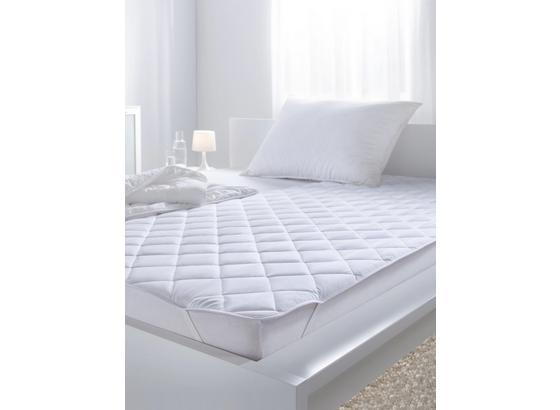 Chránič Matrace Geri, 95x195cm, Bílá - bílá, textil (95/195cm) - Mömax modern living