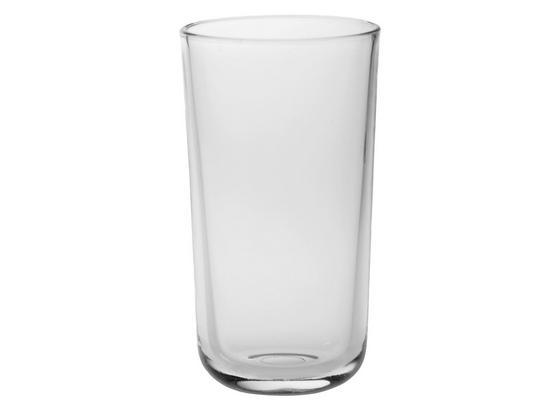 Pohár Lense - Átlátszó, konvencionális, Üveg (7,2/14,2cm) - Luca Bessoni