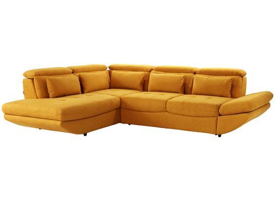 Sedacia Súprava Park - kari žltá, Moderný, textil (233/311cm) - Luca Bessoni