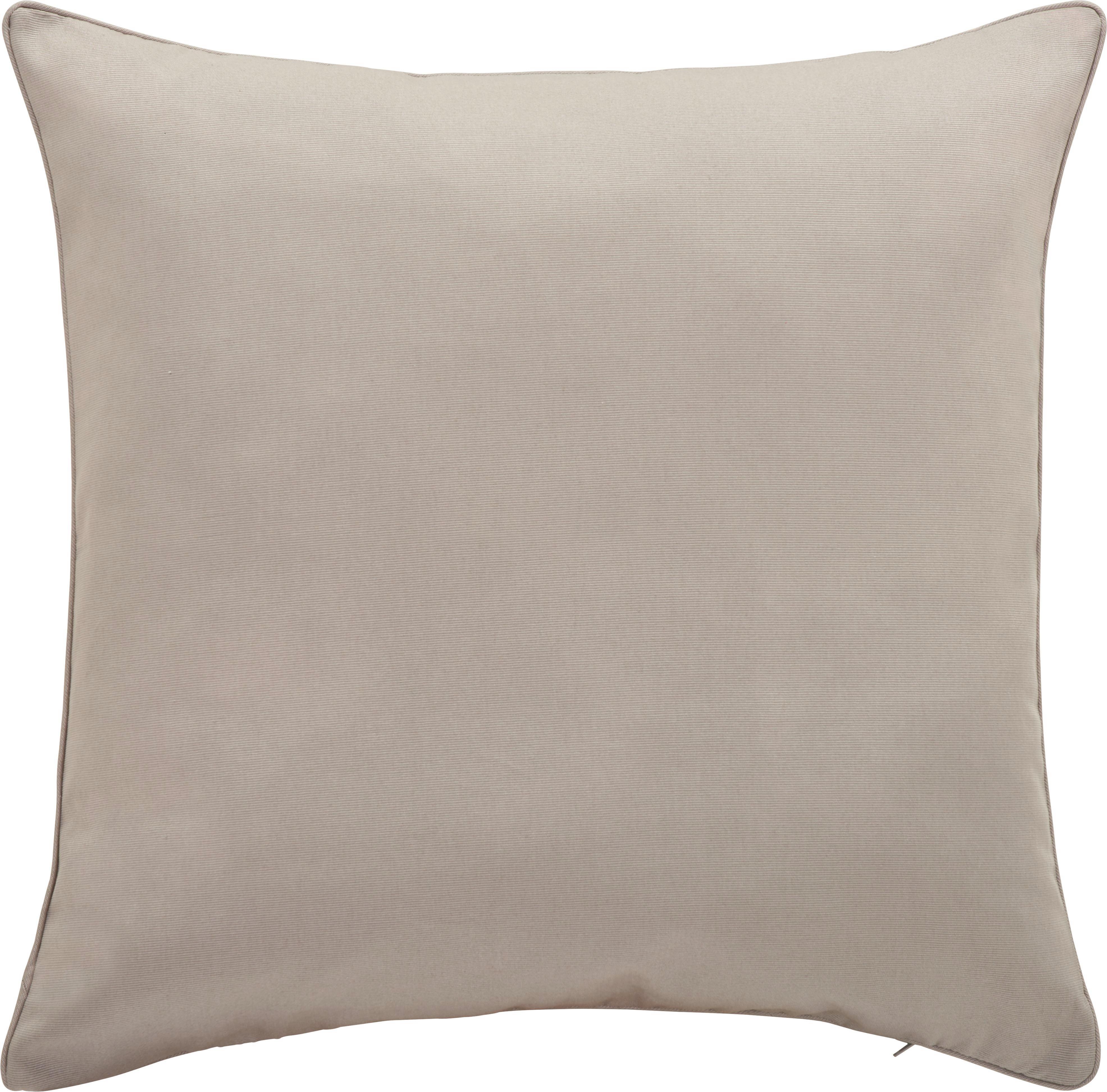 Povlak Na Polštář Steffi Paspel - světle šedá, textil (50/50cm) - MÖMAX modern living