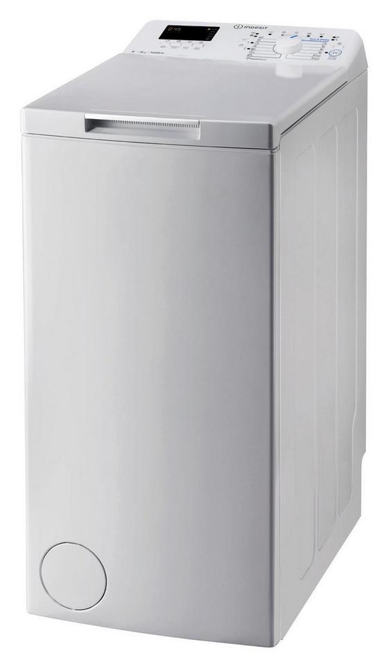 Waschmaschine Btw D51052 (eu) - Weiß, Basics, Kunststoff/Metall (40/90/60cm) - Indesit