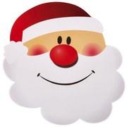 Tischset Weihnachtsmann - Multicolor, KONVENTIONELL, Kunststoff (30.5/28cm)