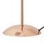 Stolová Lampa Gisela V: 51cm, 40 Watt - medená, kov (51cm) - Mömax modern living