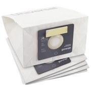 Staubsaugerbeutel Gb2Pbu - Basics, Papier (16,5/5/21cm) - Gorenje