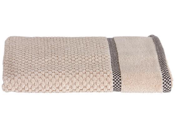 Handtuch Rocky - Beige, ROMANTIK / LANDHAUS, Textil (50/100cm) - James Wood