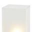 Stolní Svítidlo Cenový Trhák - bílá, Moderní, sklo (10/22/10cm) - Based