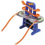 Autorennbahn Hot Wheels - Blau/Orange, Basics, Kunststoff (77,5/78,7/36,2cm)