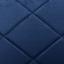 Stolička Selina - modrá/černá, Moderní, kov/textil (48,5/78/54cm) - Mömax modern living