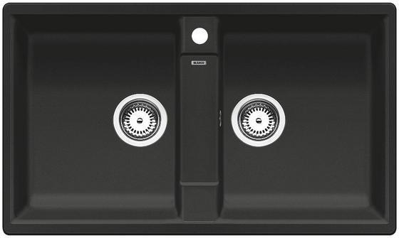 Spüle Blancozia 9 - Stein (86/50cm)