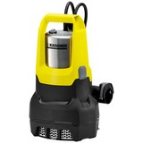 Tauchpumpe SP 7 Dirt Inox - Gelb/Schwarz, MODERN, Kunststoff (24/29/35,4cm) - Kärcher
