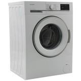 Waschmaschine Es-gfb7143w3-de - Weiß, MODERN, Kunststoff (59,7/84,5/52,7cm) - Sharp