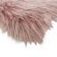 Umelá Kožušina Marina - biela/ružová, textil (60/90cm) - Modern Living