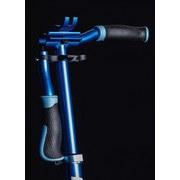 Scooter 509 Six Degrees B: 34,5 cm - Blau, Basics, Metall (93,5/34,5/102cm)