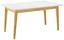 Jedálenský Stôl Harry - biela, Moderný, drevo (150/75/90cm) - Mömax modern living
