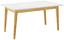 Jídelní Stůl Harry - bílá, Moderní, dřevo (150/75/90cm) - Mömax modern living