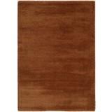 Hochflor Teppich Kupferfarben Soft 160x230 cm - Kupferfarben, MODERN, Textil (160/230cm)